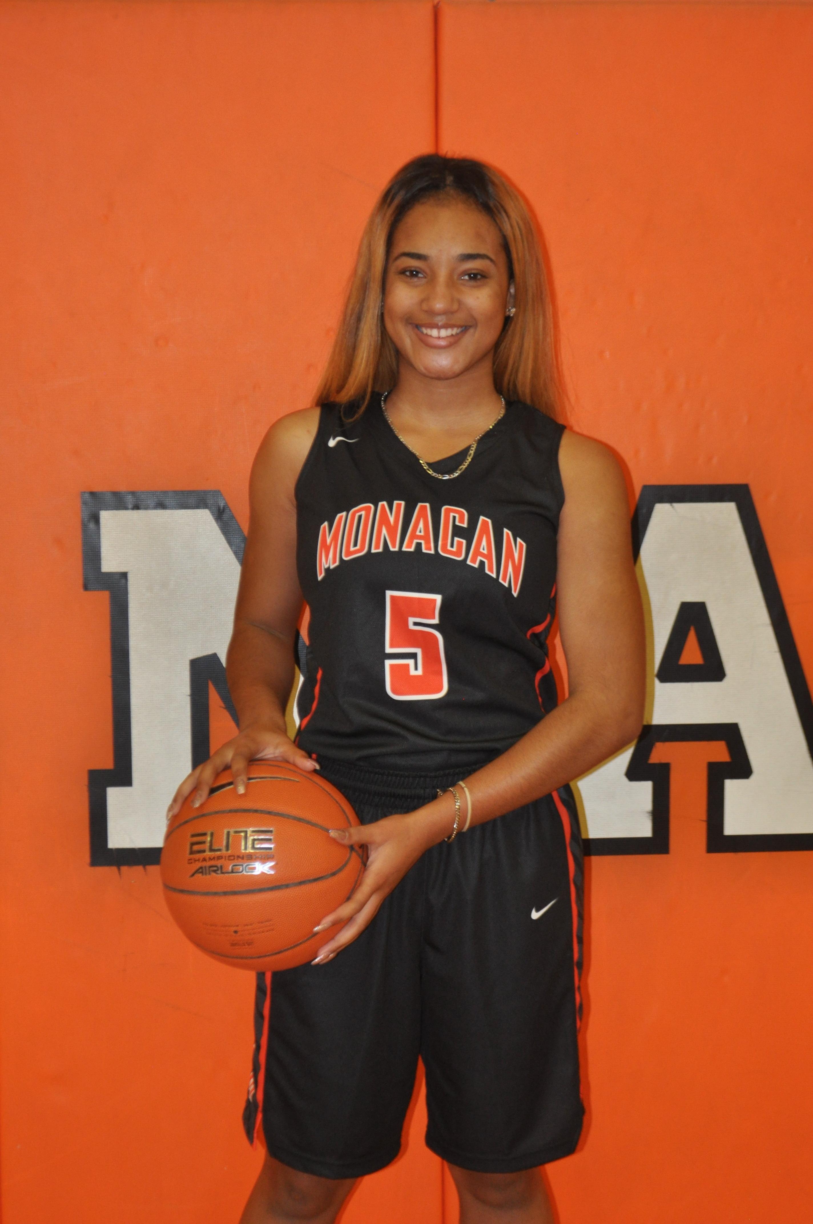 please support jaiden morris monacan girls basketball  a message from head coach larry starr